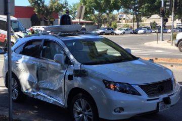 شدیدترین تصادف خودروی خودران گوگل اتفاق افتاد