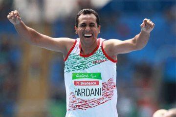 پرتاب حردانی به برنز تبدیل شد/ هفدهمین مدال برای کاروان ایران