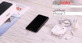 جعبهگشایی اپل آیفون ۷