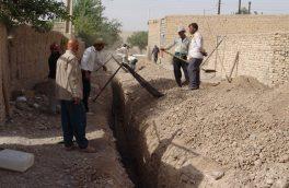 گاز رسانی به ۵۶ روستا در شهرستان قوچان