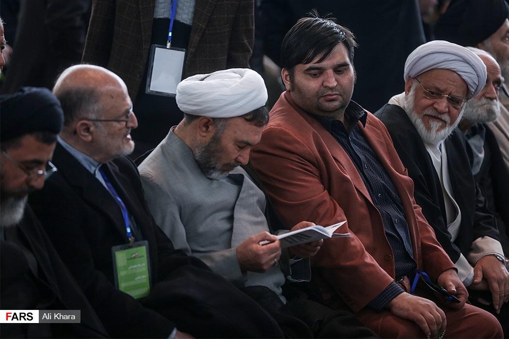 دکتر حسین سبحانی نیا و محسن یحیوی