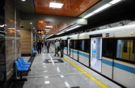 خودکشی در مترو تئاتر شهر تهران