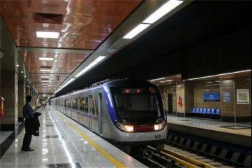 مترو تهران میتواند تا روزی ۵ میلیون سفر انجام دهد