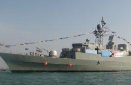 اعزام یک ناو گروه ارتش ایران به روسیه