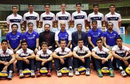 تیم والیبال نوجوانان ایران راهی میانمار شد