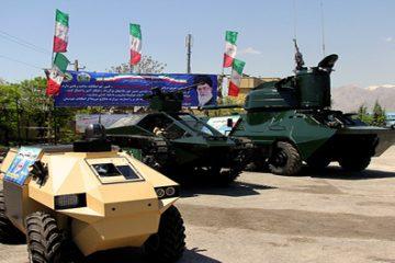 ایران به رشد ۶۹ درصدی ساخت تجهیزات نظامی داخلی خود میبالد