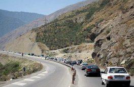 آخرین وضعیت توسعه جادههای هراز و فیروزکوه