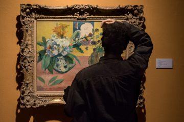 افتتاح نمایشگاه تعدادی از آثار گنجینه موزه هنرهای معاصر