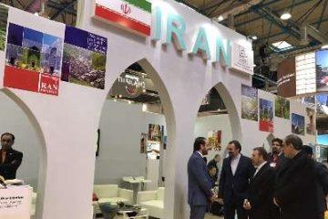 گردشگری ایران در نمایشگاه بین المللی مسکو