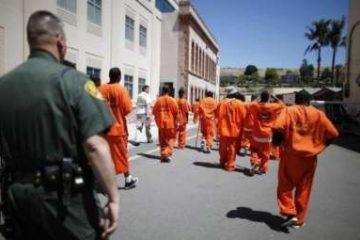 آمریکا همچنان بیشترین تعداد زندانیان را در جهان دارد