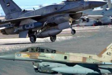 رزمایش مشترک نیروی هوایی امارات با رژیم صهیونیستی