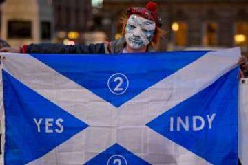 پارلمان محلی اسکاتلند رای به برگزاری مجدد همهپرسی جدایی از بریتانیا داد