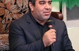 صوت/مداحی حاج حسن خلج در شب شهادت حضرت زهرا