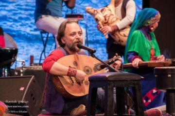 کنسرت نوروزی گروه رستاک در برج میلاد تهران  برگزارشد