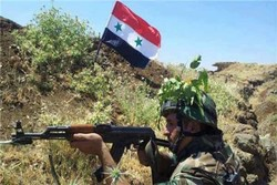 ارتش سوریه به مناطق شمالی القابون رسید/ درخواست عناصر «اللواء الاول» برای مصالحه