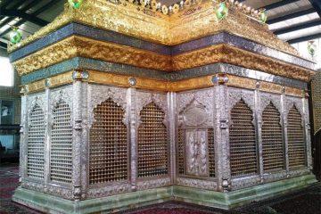 آغاز نصب ضریح امامین عسکریین(ع) در سامرا/ رونمایی نیمه شعبان انجام می شود