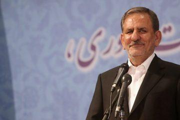 جهانگیری: روحانی در تمام مناظرات انتخاباتی شرکت میکند/ تا به حال در عمرم از هیچ چیزی انصراف ندادم