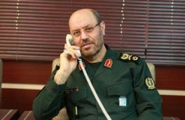 وزرای دفاع ایران و روسیه بر تداوم عملیات کوبنده تر علیه تروریست ها تأکید کردند