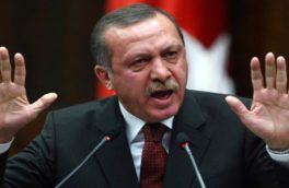 اردوغان: صدایم را در مقابل ظلم بلند میکنم، به من میگویند دیکتاتور!