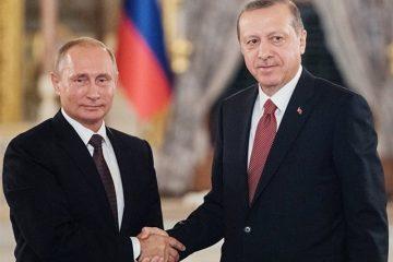 بحران سوریه در صدر مذاکرات پوتین و اردوغان