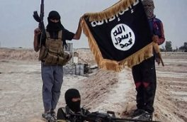 انهدام کارگاه مواد منفجره داعش در تلعفر