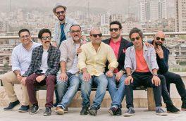 کنسرت ده سالگی «دارکوب» در برج میلاد تهران