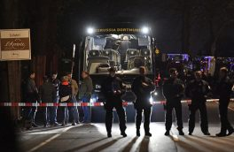داعش، مسئول انفجار اتوبوس تیم دورتموند؟