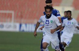 تساوی شیرین استقلال خوزستان مقابل الفتح/ شاگردان پورموسوی در آستانه صعود قرار گرفتند