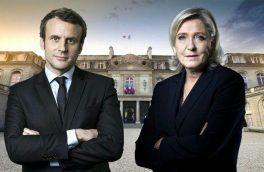 نتایج نهایی دور نخست انتخابات ریاستجمهوری فرانسه مشخص شد
