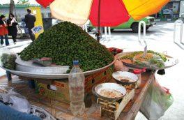 چاقاله و گوجه سبز را از دستفروشان نخرید/ انتقال انگل و میکروب از راه میوه های دستفروشی