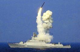 """ورود احتمالی موشک """"کالیبر"""" به آوردگاه جنگ سوریه/ آمریکا به موشک هایش مغرور نشود"""
