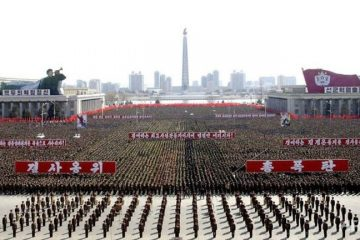 کره شمالی موشک شلیک کرد/ واشنگتن: همه گزینهها روی میز است