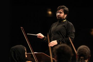 ارکستر سمفونی ایران اتریش موتزارت و بتهون نواخت