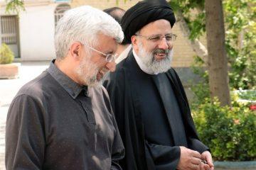 تجمع هواداران حجتالاسلام رئیسی با سخنرانی جلیلی برگزار میشود