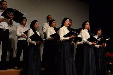 حضور گروه کر صلح نوای شهرآشوب در مسابقات آسیایی سریلانکا
