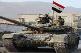 کنترل ارتش سوریه بر بخش جنوب غربی ارتفاع «المربد» حمص