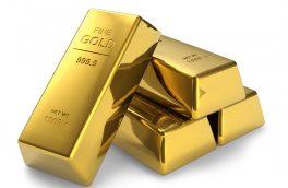 سیر نزولی قیمت طلا / افزایش نرخ بهره در آمریکا عامل کاهش قیمت طلا