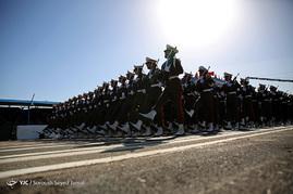 گزارشی از مراسم روز ارتش