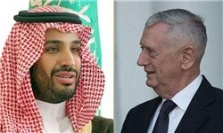 وزیر دفاع آمریکا: باید جلوی حملات موشکی انصارالله یمن را گرفت