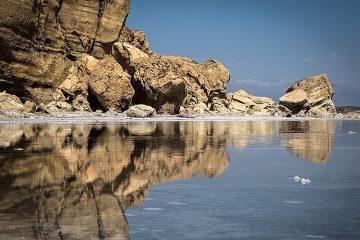 توانستیم آب دریاچه ارومیه را در ۴ سال گذشته ثابت نگه داریم
