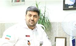 احتمال محبوس شدن ۸۰ کارگر/ انتقال مصدومان به بیمارستان حضرت معصومه آزادشهر