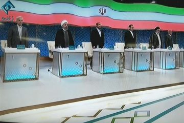 میرسلیم: دولت روحانی اعتبارات تحقیقات دفاعی را به کمتر از نیم درصد کاهش داد/ رئیسی: نگاه ملتمسانه با نگاه اقتدار متفاوت است