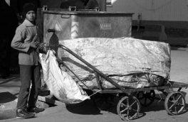 وقتی عطر کودکی، میان زبالهها مدفون میشود/ کودکان کار، کارگران کوچک