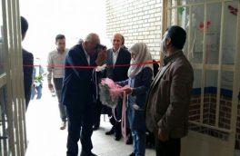 افتتاح مدرسه پنج کلاسه خیرساز در مراغه