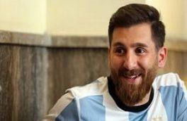 دعوتنامه مسی برای بدل ایرانی خود