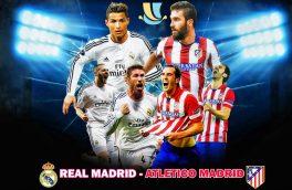 شبیه سازی بازی رئال مادرید – اتلتیکو مادرید با لگو