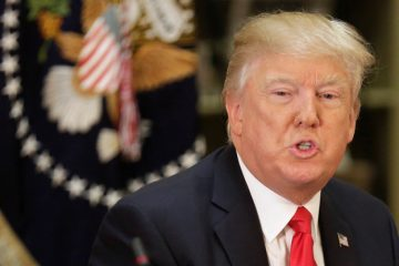 آمریکا از معاهده پاریس کنار کشید/ ترامپ: هیچ چیز بر منافع ما مقدم نیست، هر چه که ما را تحقیر کند، من انجام نمی دهم
