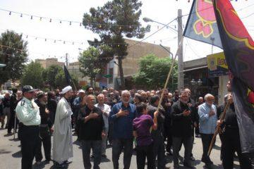 آذربایجان غربی در سالروز شهادت امام علی(ع) اشک ماتم ریخت