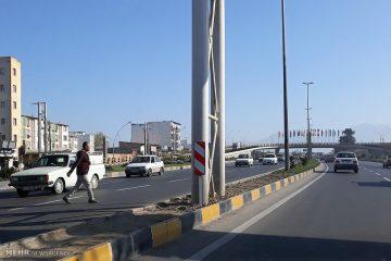 ایجاد کمربند غربی مهران برای کاهش ترافیک در زمان اربعین ضروری است