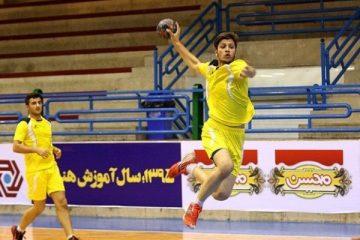 چهارمحال و بختیاری میزبان مسابقات هندبال جوانان کشور است